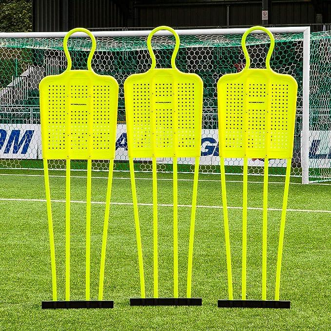 Maniquí de fútbol para tiros libres/entrenamiento: ¡Conviértete en un especialista de pelotas paradas! [Net World Sports], Senior - 6ft: Amazon.es: Deportes ...