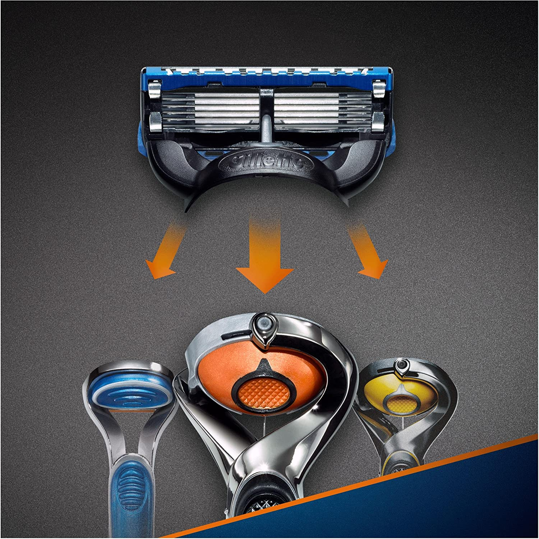 Gillette Fusion ProGlide - Cuchillas de recambio para maquinilla ...