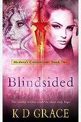 Blindsided: An Urban Fantasy Novel (Medusa's Consortium Book 2) Kindle Edition