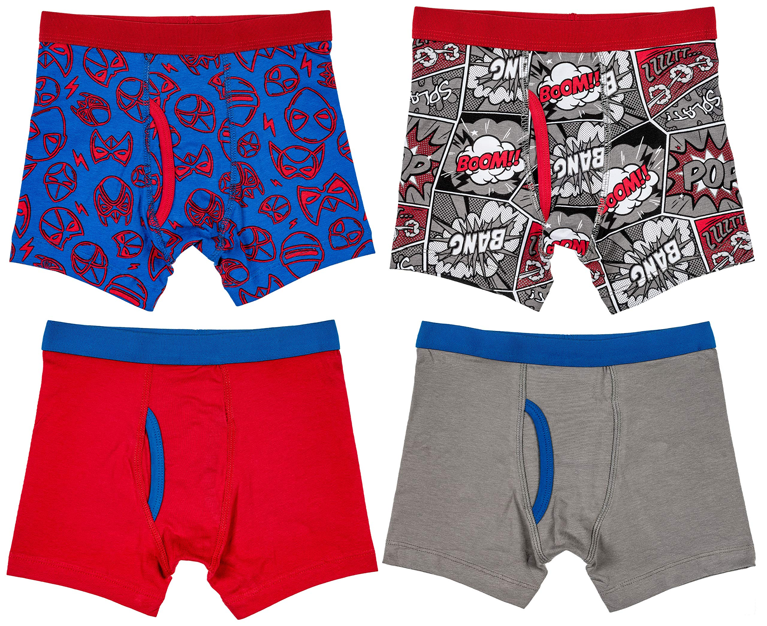 672df2b7776a Best Rated in Boys' Boxer Briefs & Helpful Customer Reviews - Amazon.com