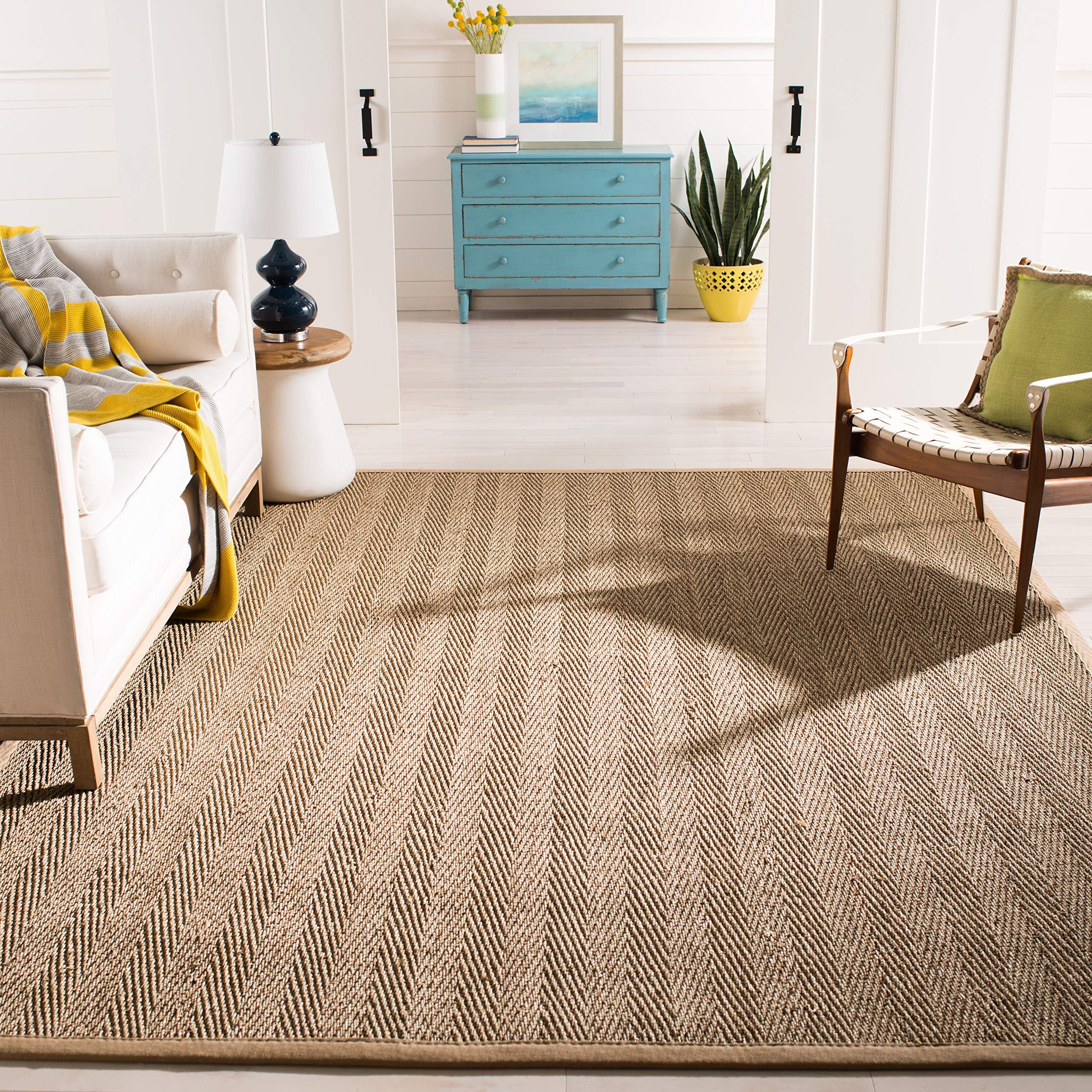 Safavieh Natural Fiber Collection NF115A
