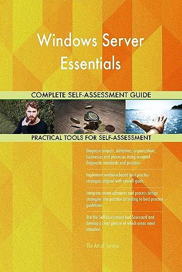 Amazon com: Windows Server Essentials Toolkit: best-practice