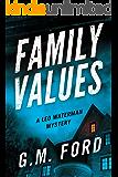 Family Values (A Leo Waterman Mystery)