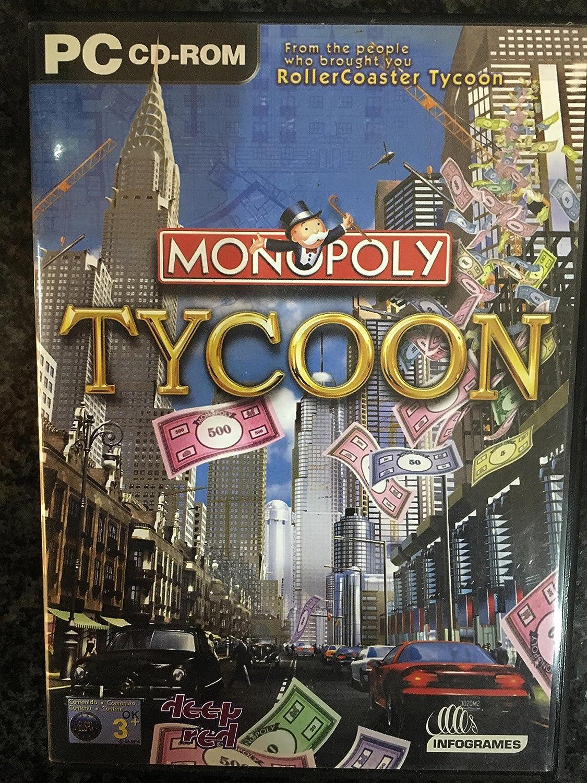 Monopoly Tycoon, PC cd-rom vídeo juego: Amazon.es: Videojuegos