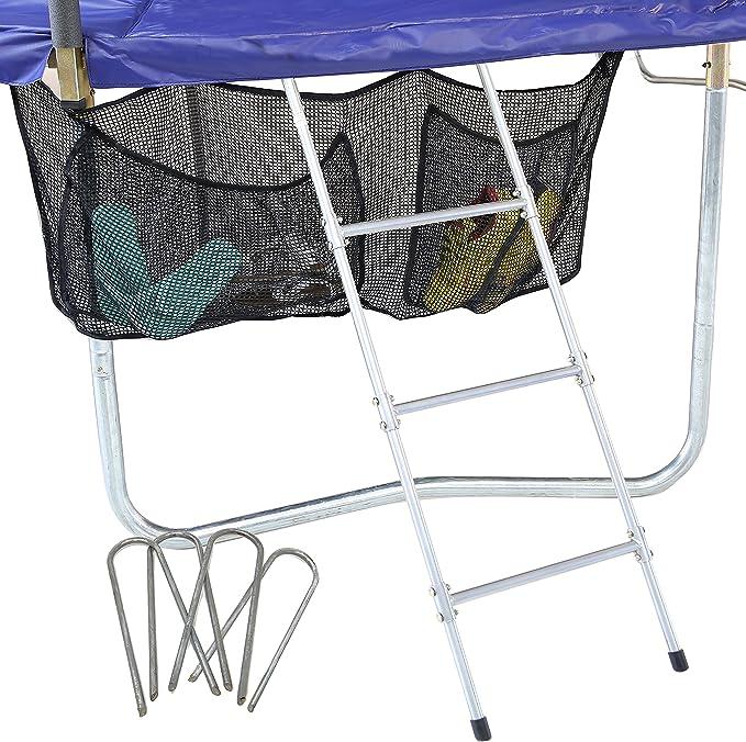 Skywalker Trampolines 3-Rung Ladder Kit - Safety Design