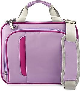 """Back to School 13"""" Inch Laptop Shoulder Bag for Acer Aspire V R/Travelmate/Ultrabook/Chromebook/Spin/Swift"""