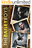 The Bailey Boys: The complete London gangland romance trilogy