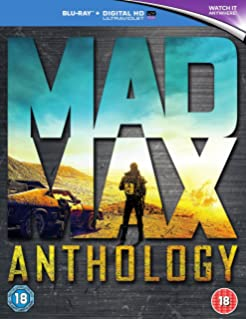 Amazon com: Mad Max (Collector's Edition) [Blu-ray]: Mel Gibson