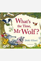 What's the Time, Mr Wolf?: Big Book Kindle Edition