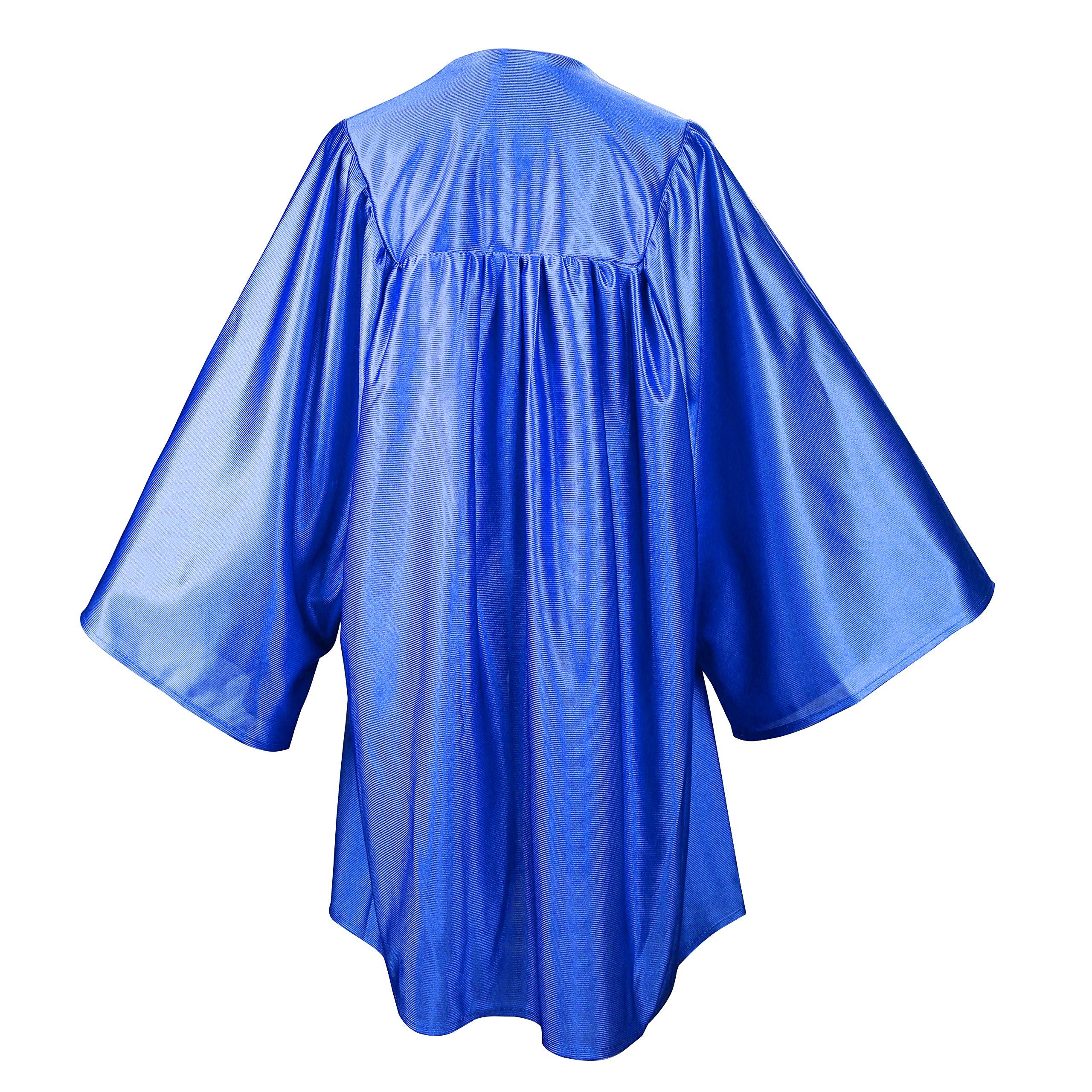 Kindergarten Graduation Gown Cap Set, Two-colored Tassel with 2017 ...