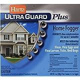 Hartz UltraGuard Plus Flea, Tick, Bed Bug Home Fogger - 3 Pack