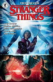 Stranger Things Ashcan (English Edition)