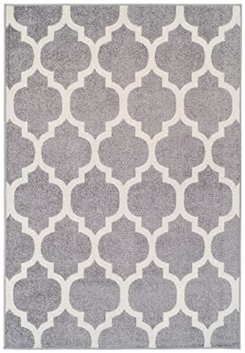 A.S Quality Rugs Large Area Rugs for Living Room 8×10 Gray Rug For Dining Room 8×11 Clearance Rugs Prime