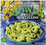 Amy's Frozen Bowls, Pesto Tortellini, Non GMO, 9.5