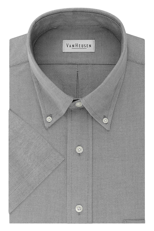 Van Heusen APPAREL メンズ ユニセックスアダルト B00CNQ1DYQ L|グレー(Greystone) グレー(Greystone) L