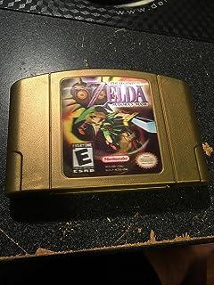 Amazon com: The Legend of Zelda: Ocarina of Time: Video Games