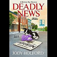 Deadly News (A Britton Bay Mystery Book 1)