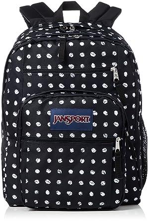 8737050d5d95 JanSport Big Student Classics Series Oversized Backpack - Black Sketch Dot