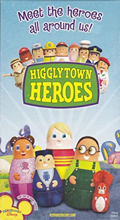 amazon com higglytown heroes meet the heroes all around us
