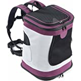 Pettom Soft Sided Cat Dog Carrier Should Bag Backpack for Pets Outdoor Travel