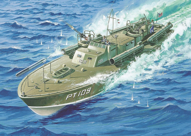 Revell 1:72 PT-109 P T Boat