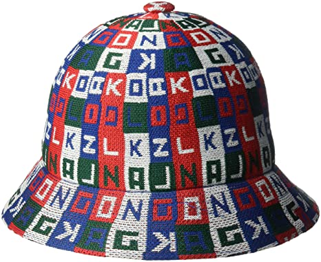61536f6c64f88 Kangol Men s Color Cube Casual Bucket Hat at Amazon Men s Clothing store