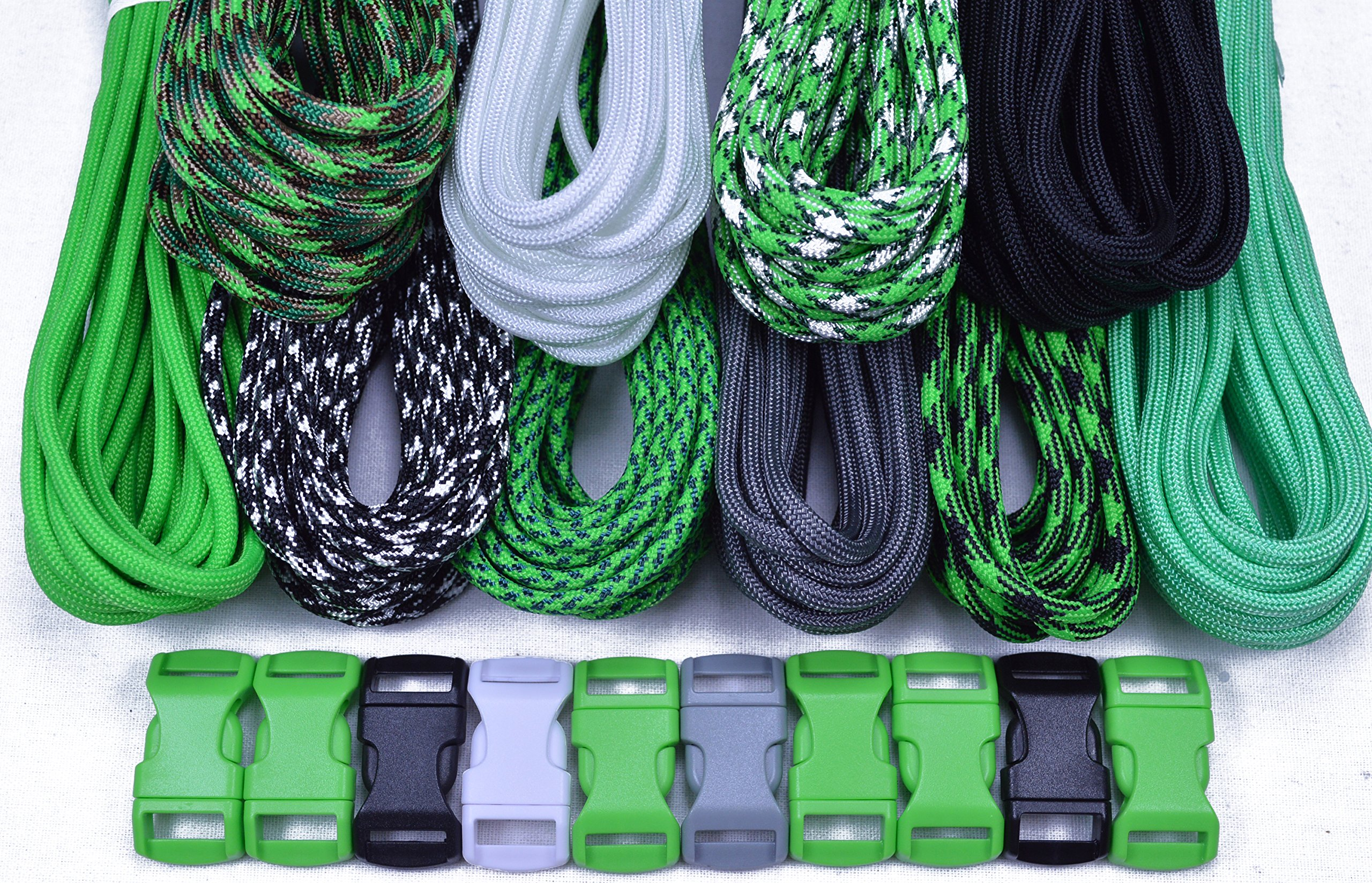 Bored Paracord Brand Paracord Starter Kit - Keep Calm Combo Kit by Bored Paracord