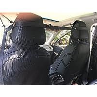 "BINGPET Vehicle Pet Barrier Backseat Mesh Dog Car Divider Net 50""X 29.5"""