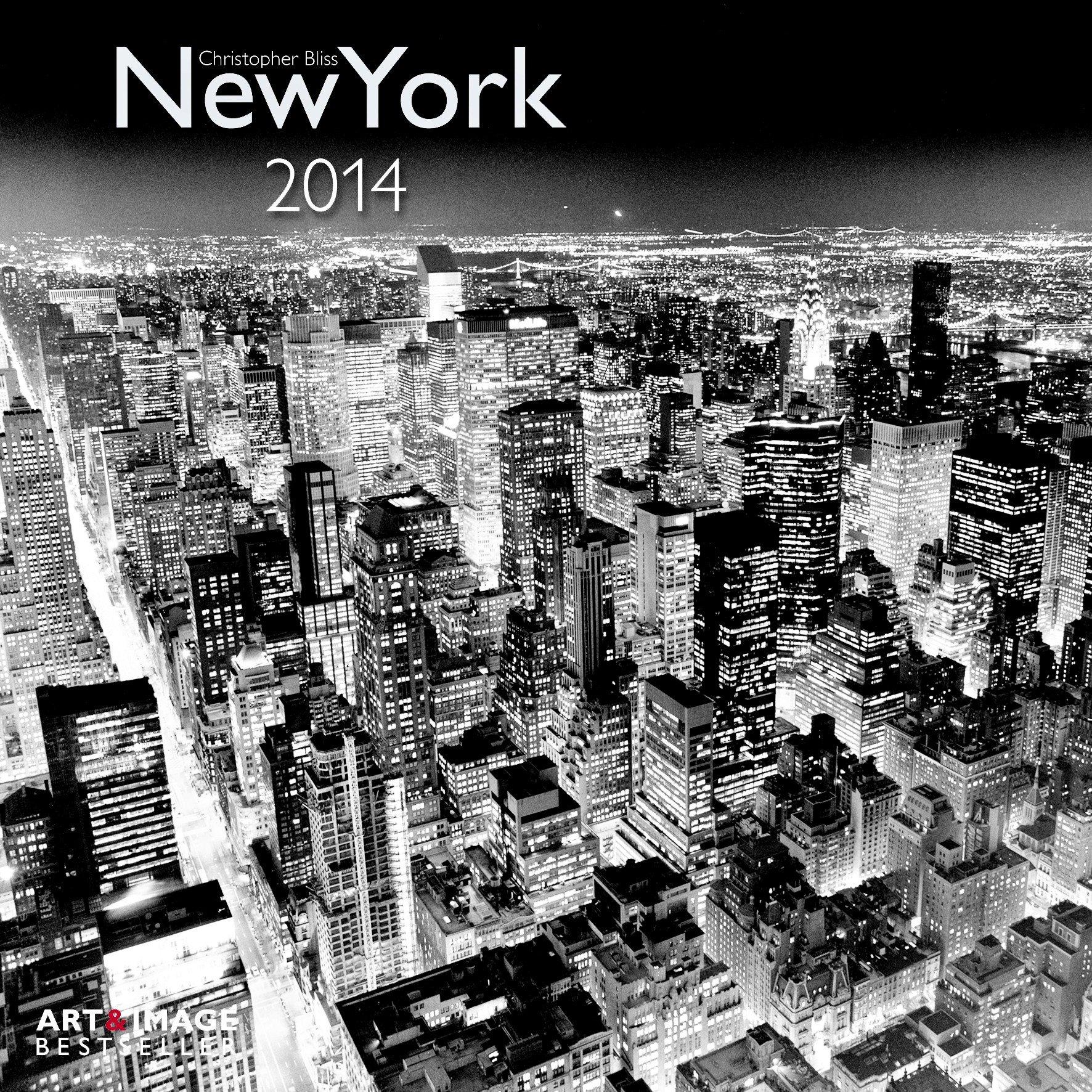 New York 2014 Broschürenkalender