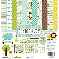 Echo Park Paper Bundle of Joy, Kit de colección para Scrapbooking, para niño