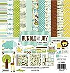 Echo Park Paper Bundle of Joy, Kit de colección para Scrapbooking, para niño