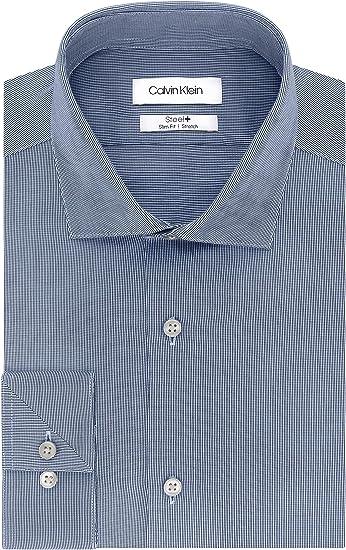 Tommy Hilfiger Natural Soft Poplin Stripe Shirt Camisa para Hombre