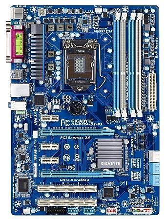 Gigabyte GA-P67A-D3-B3 Smart6 Windows 7