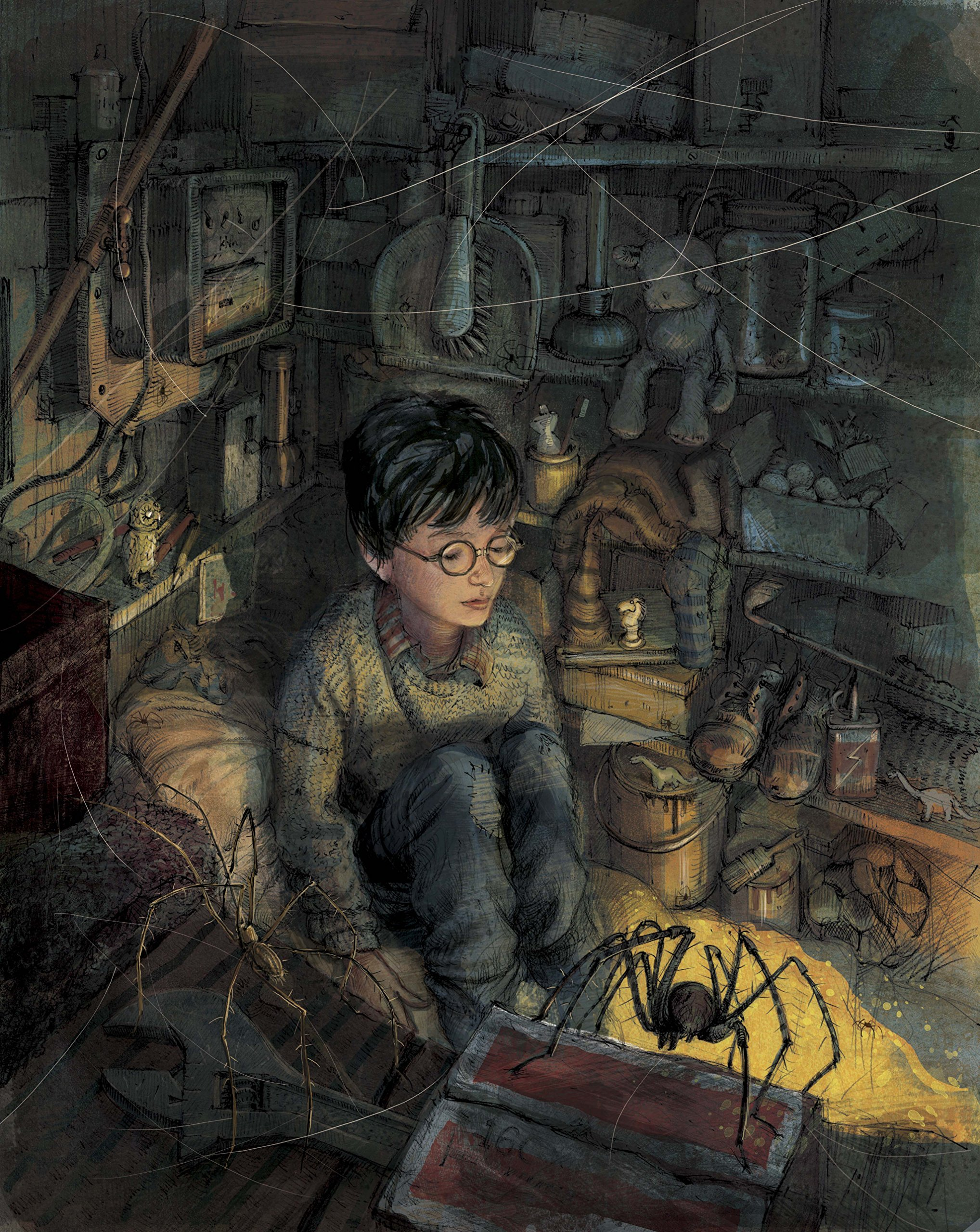 Harry Potter And The Philosopher's Stone: Illustrated Edition: Jk  Rowling, Jim Kay: 0001408845644: Books  Amazon