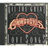 Commodores/All the Great Love Songs