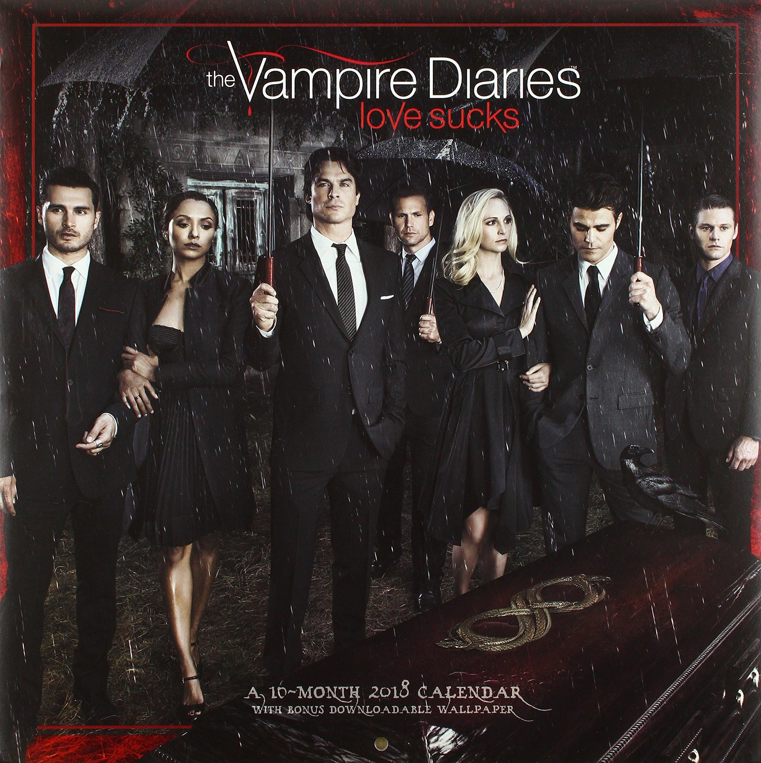 The Vampire Diaries 2018 Calen: Amazon.es: ACCO Brands ...
