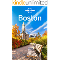 Lonely Planet Boston (Travel Guide)