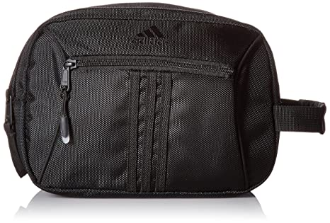 e7b3646a87 Amazon.com: adidas Tourney Toiletry Kit,Black,one size: Sports ...