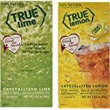 True Lemon & True Lime Bulk Dispenser Packets 100ct each (2pk Variety)