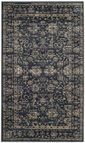 Safavieh Area Rug, 3 X 5 , Dark Blue