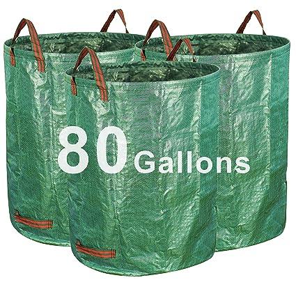 Amazon.com: Gardzen - Bolsa de jardín reutilizable y ...