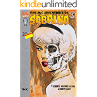 Chilling Adventures of Sabrina #8 book cover