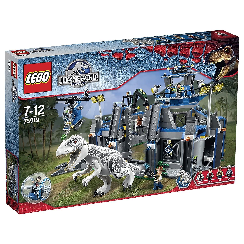 レゴ (LEGO) ジュラシックワールド インドミナスレックスの脱走 75919   B00SDTXWAA