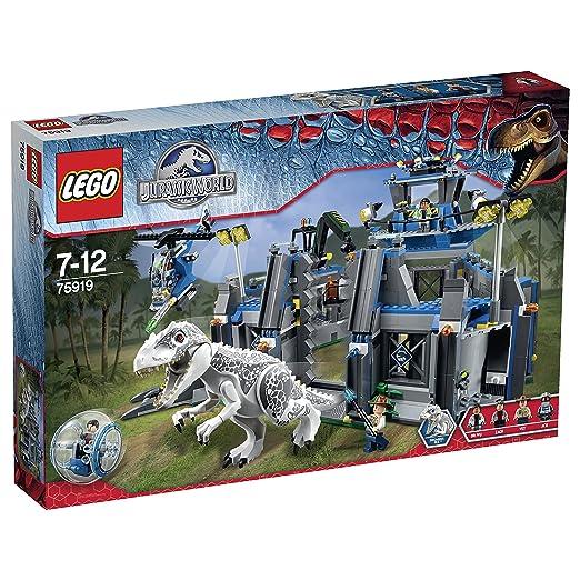 102 opinioni per LEGO Jurassic World 75919- L'Evasione di Indominus Rex