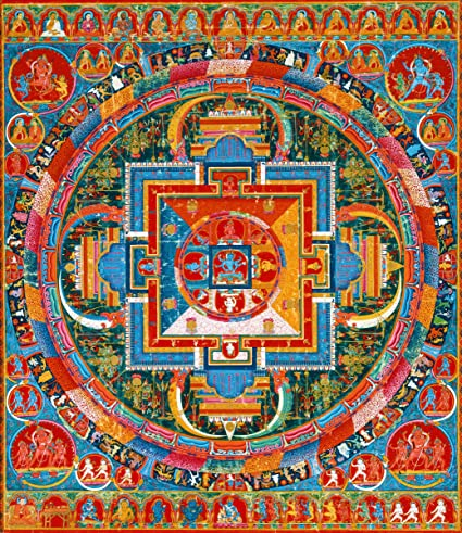 Amazon.com: Rubino Yoga Mandala 3: Tony Rubino: Home & Kitchen