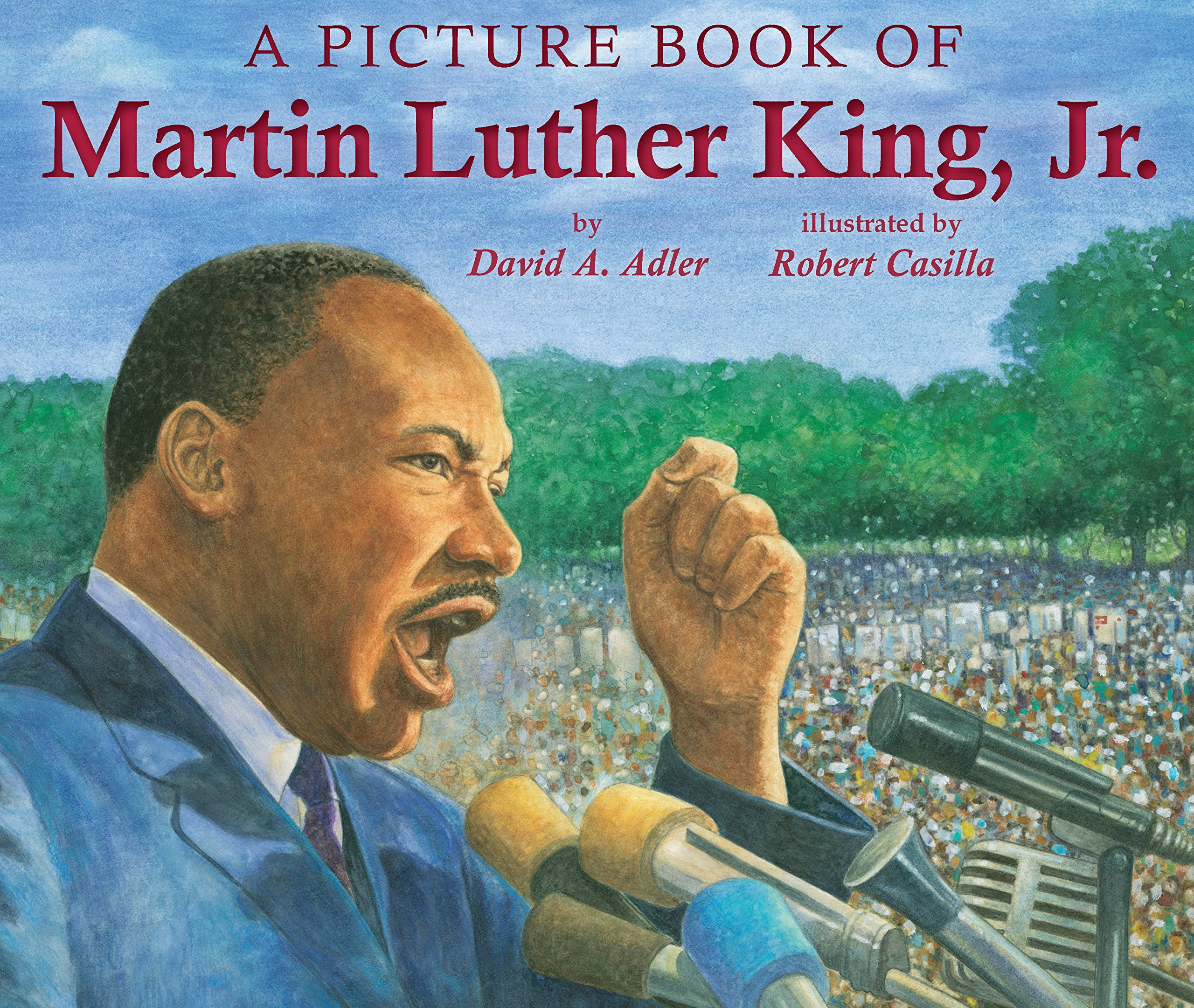A Picture Book Of Martin Luther King Jr Picture Book Biography