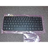 HP 731179-001 Backlit keyboard with Dualpoint pointing stick - Spill-resistant design with drain and DuraKeys - Includes keyboard cable and pointing s