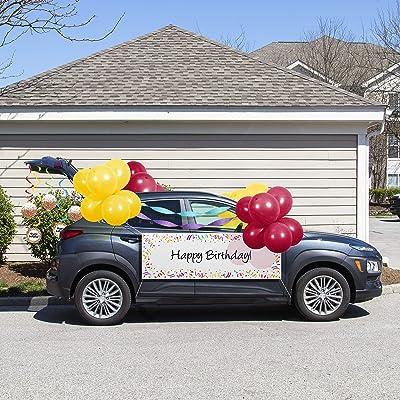 Birthday Parade Car Decorations Kit: Toys & Games