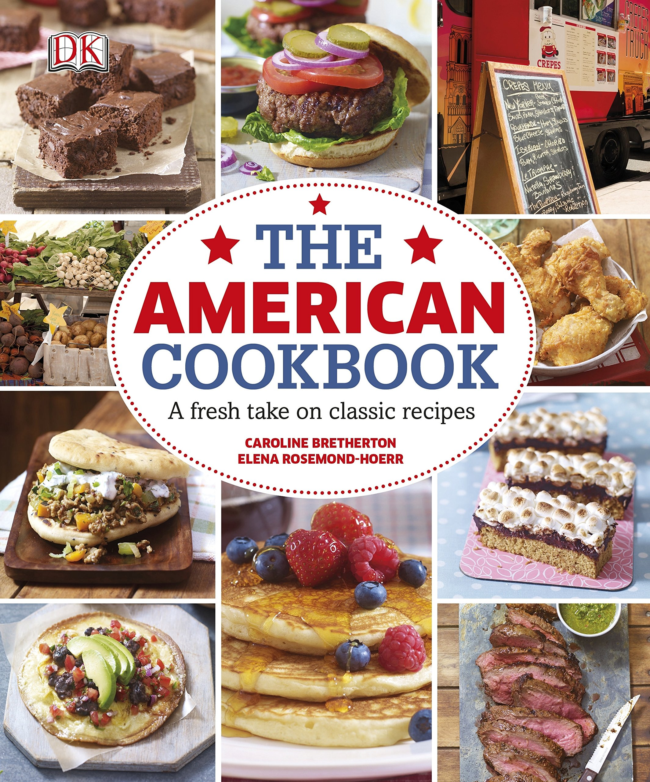 The American Party: A Cookbook of American Cuisine