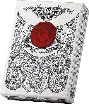 Elephant Playing Cards Cartas Medieval, Baraja de Cartas ...